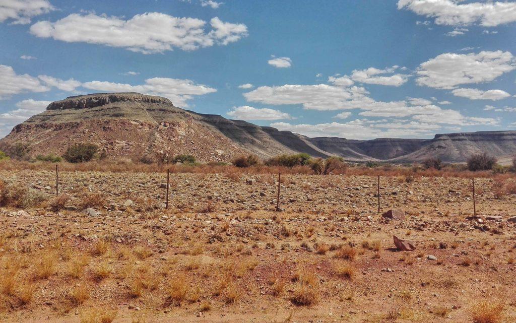 viaggio namibia itinerario