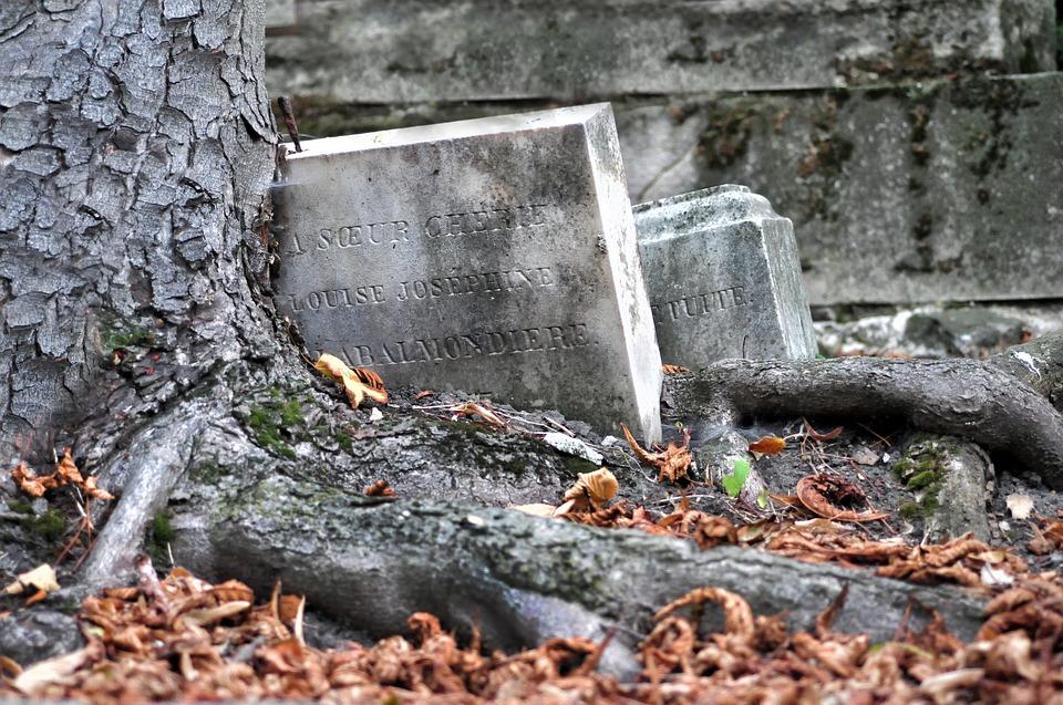 libri sui cimiteri