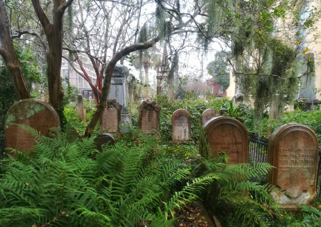cimiteri charleston stati uniti