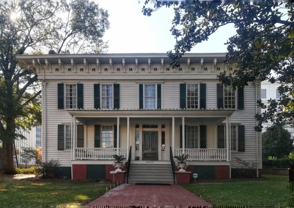 casa bianca confederata