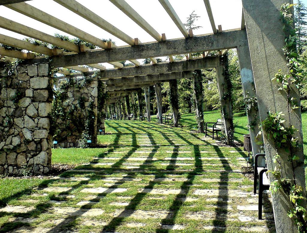barcellona parc de cervantes