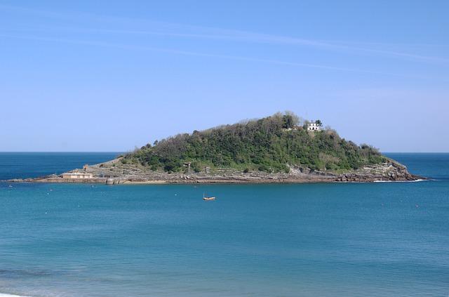 spiaggia di san sebastian