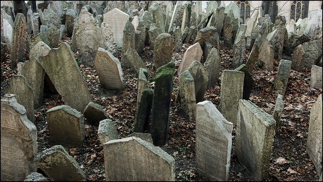 praga cimitero ebraico