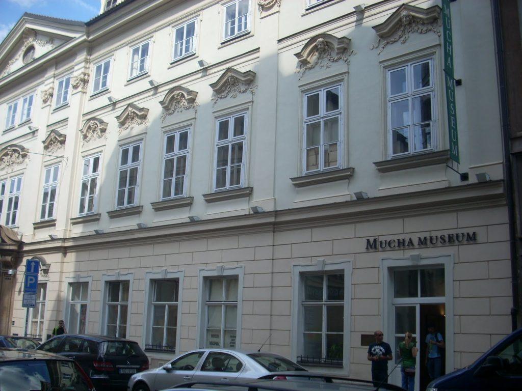 museo mucha praga