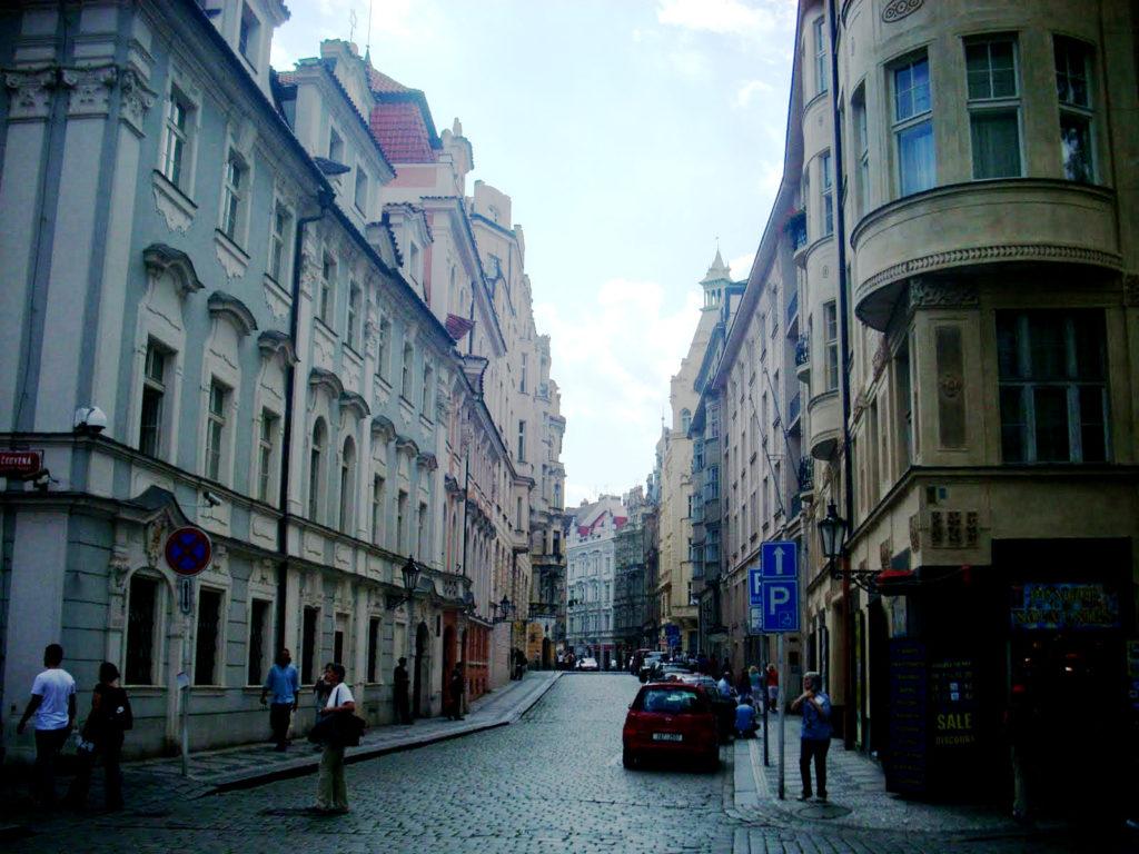 josefov praga quartiere ebraico