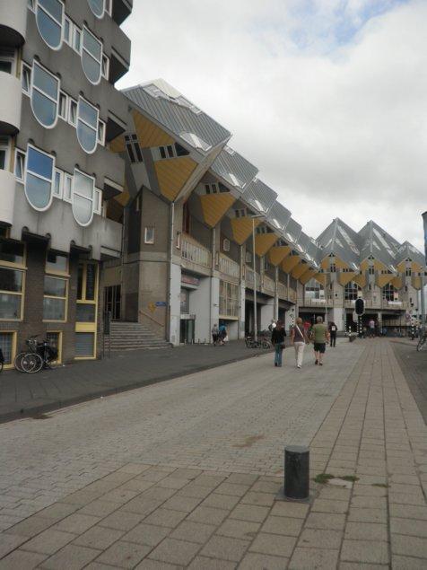 case cubo rotterdam