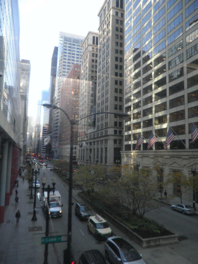 muoversi a chicago