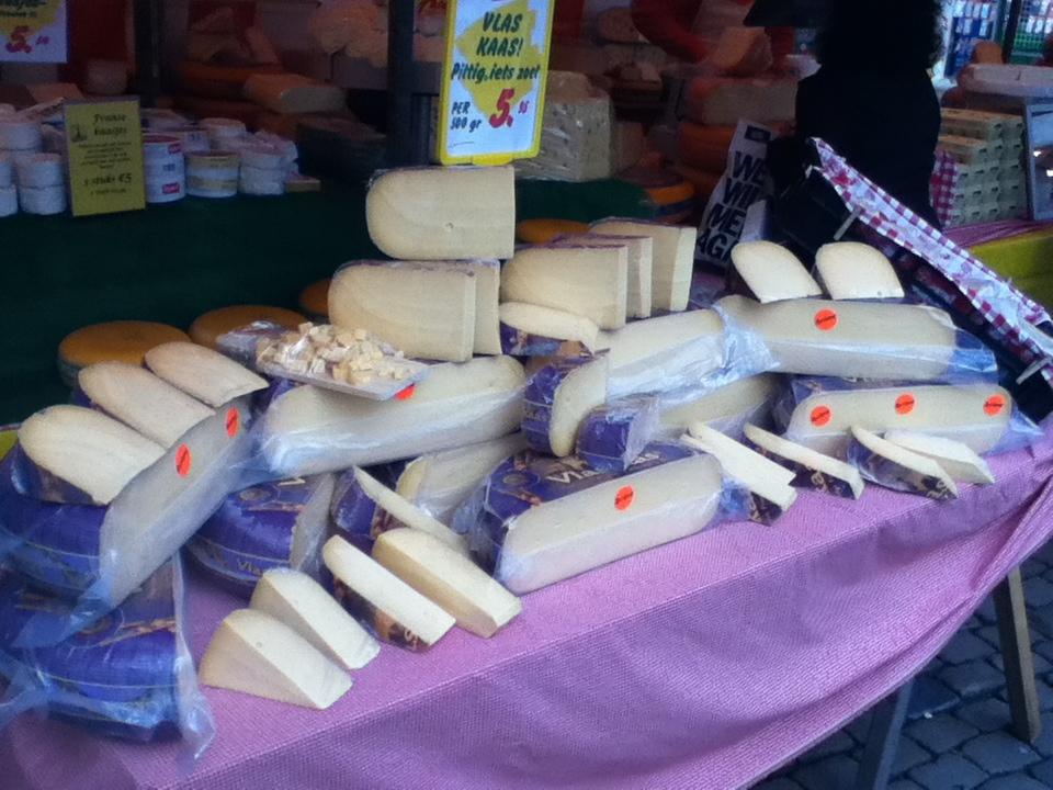 cibo olandese formaggio