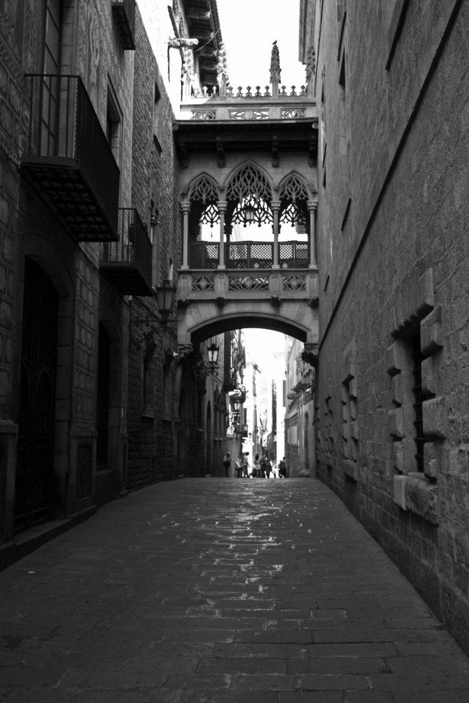 cosa vedere nel Barrio Gotico