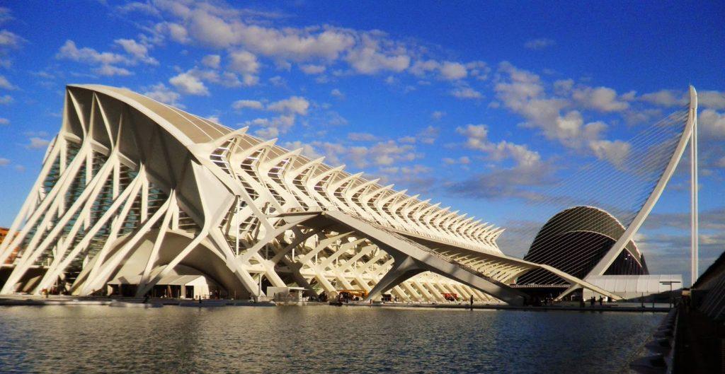 valencia ciutat de les arts