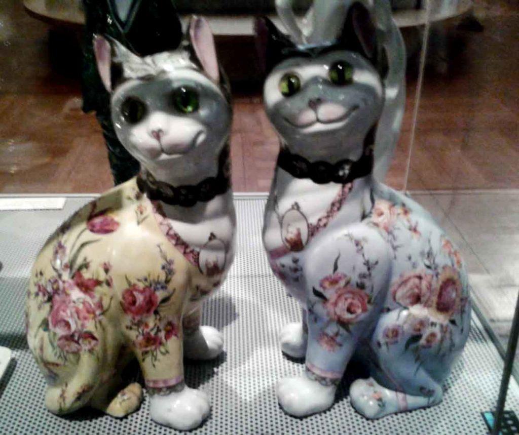 brighton museum porcellana kitsch