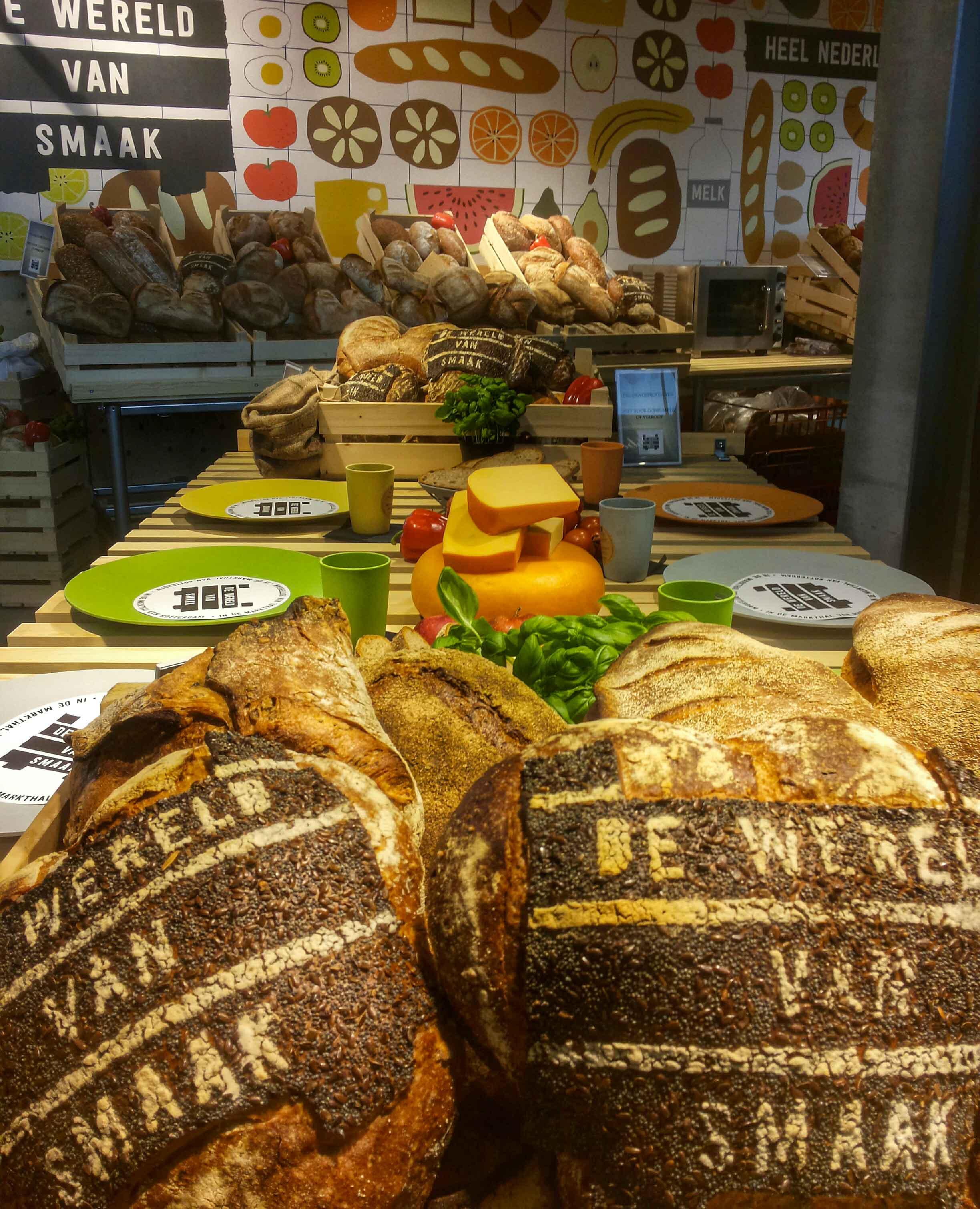 mercato coperto di rotterdam