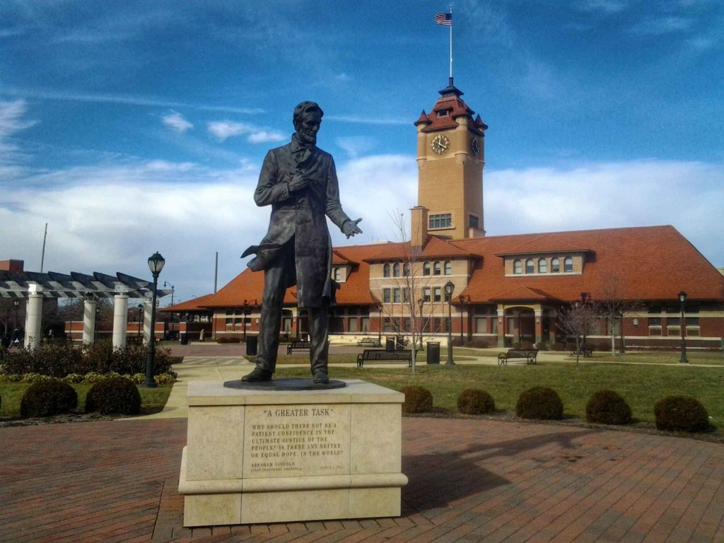 springfield illinois lincoln