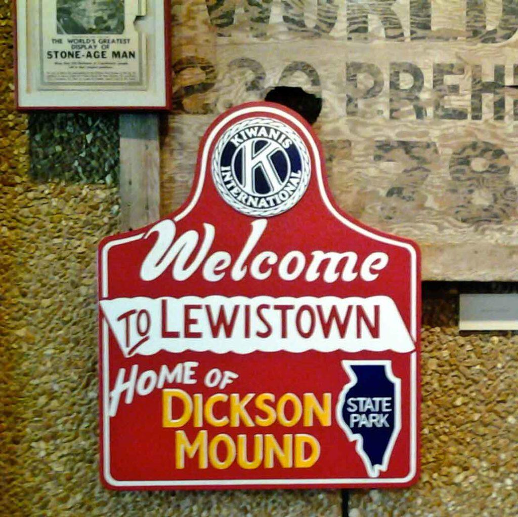 cimitero indiano dickson mounds