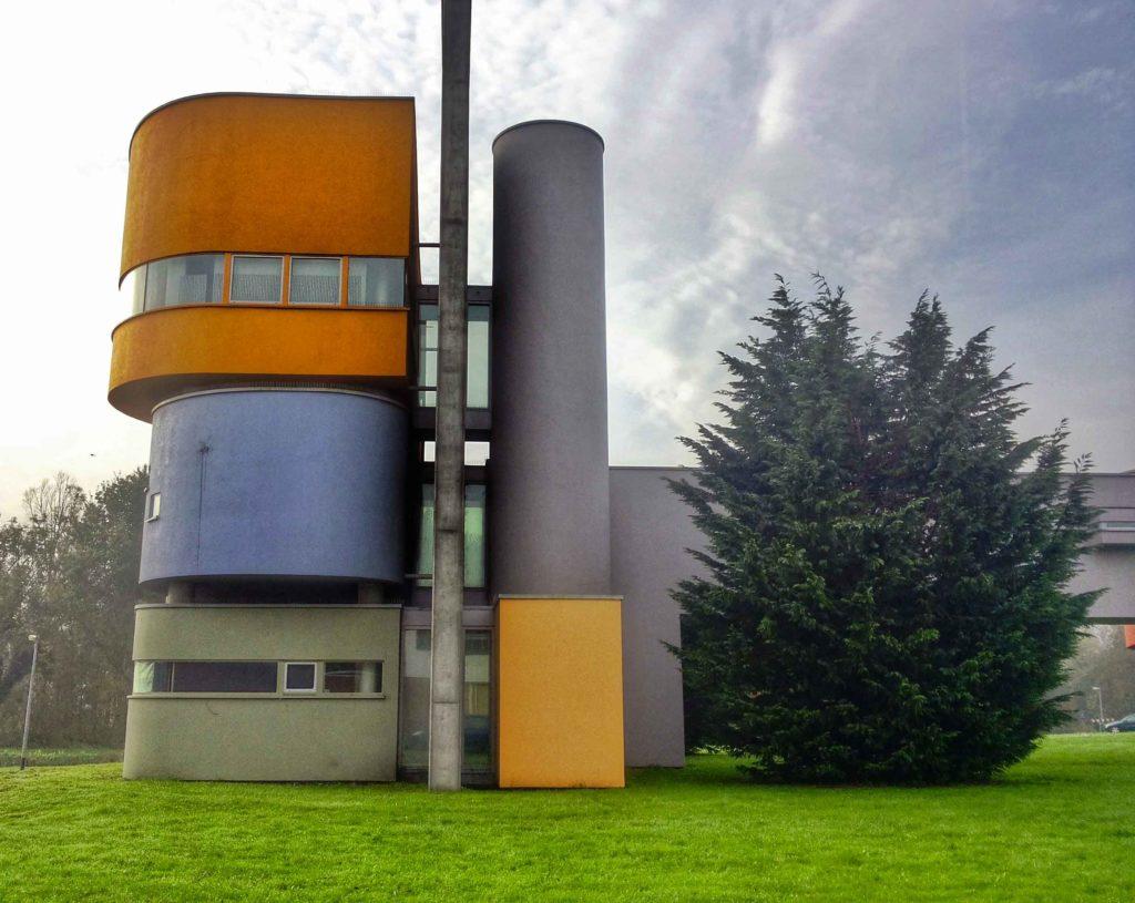 groningen architettura