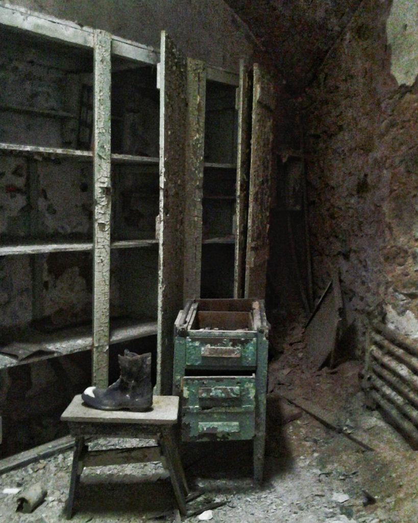 prigione abbandonata philadelphia