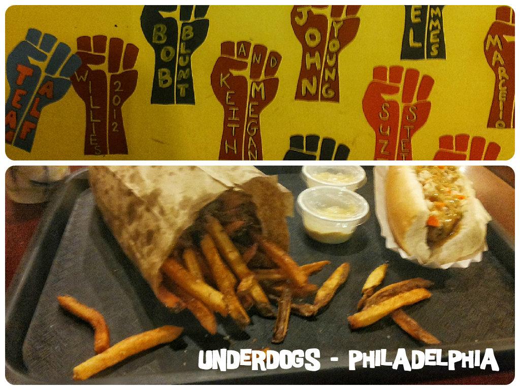 cosa mangiare a philadelphia