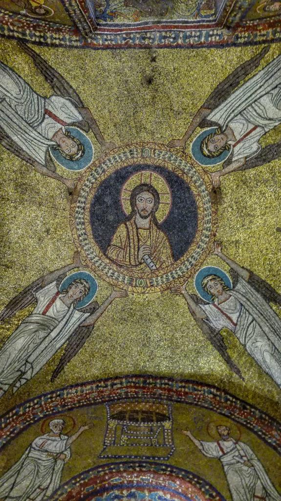 santa prassede roma
