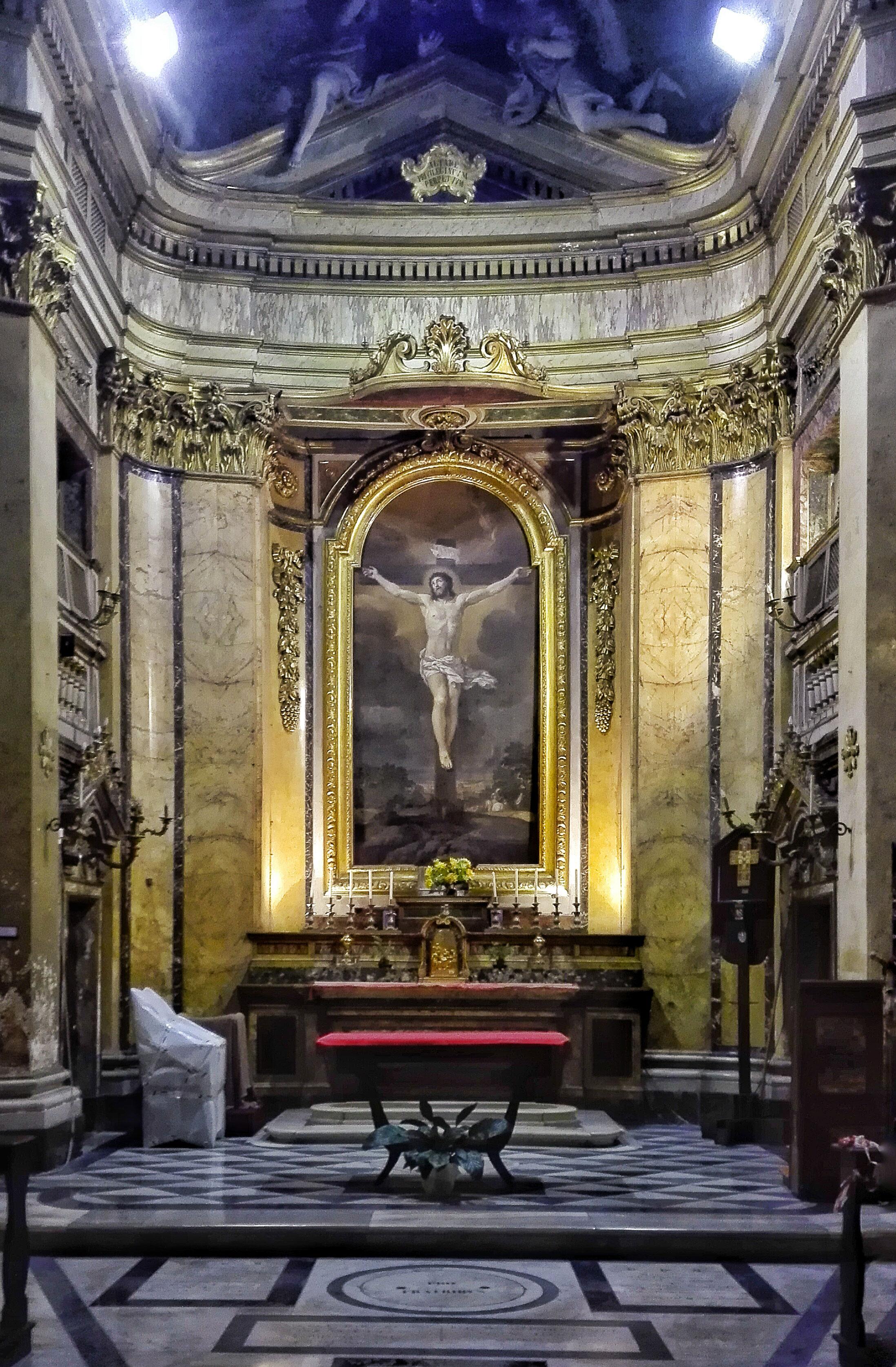 chiesa orazione e morte roma