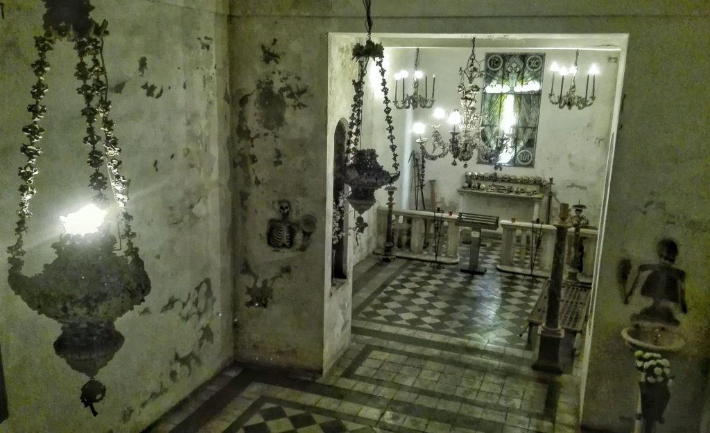 cripta orazione e morte