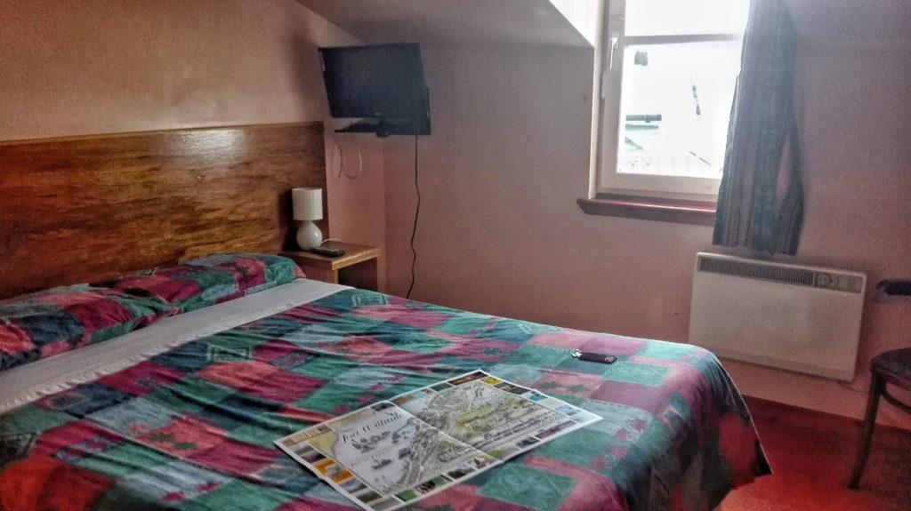 la mia camera in ostello