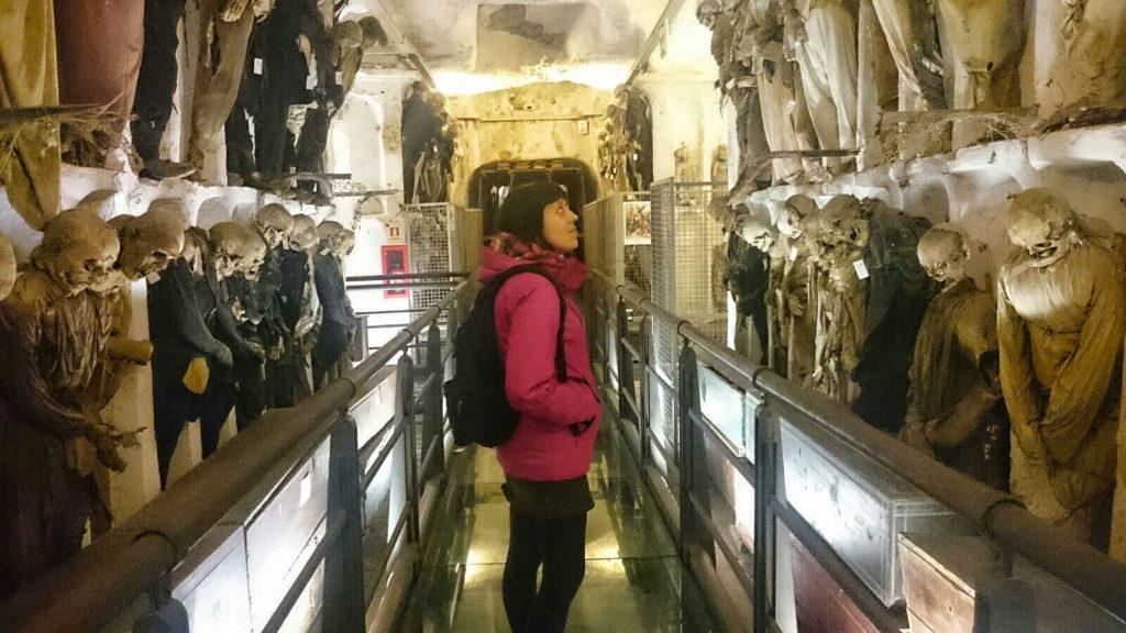catacombe dei cappuccini palermo