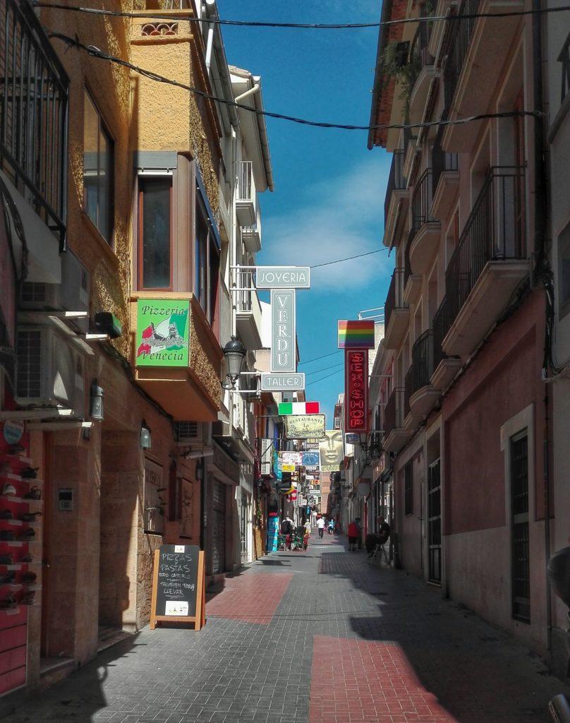locali, vita notturna e movida nella città vecchia