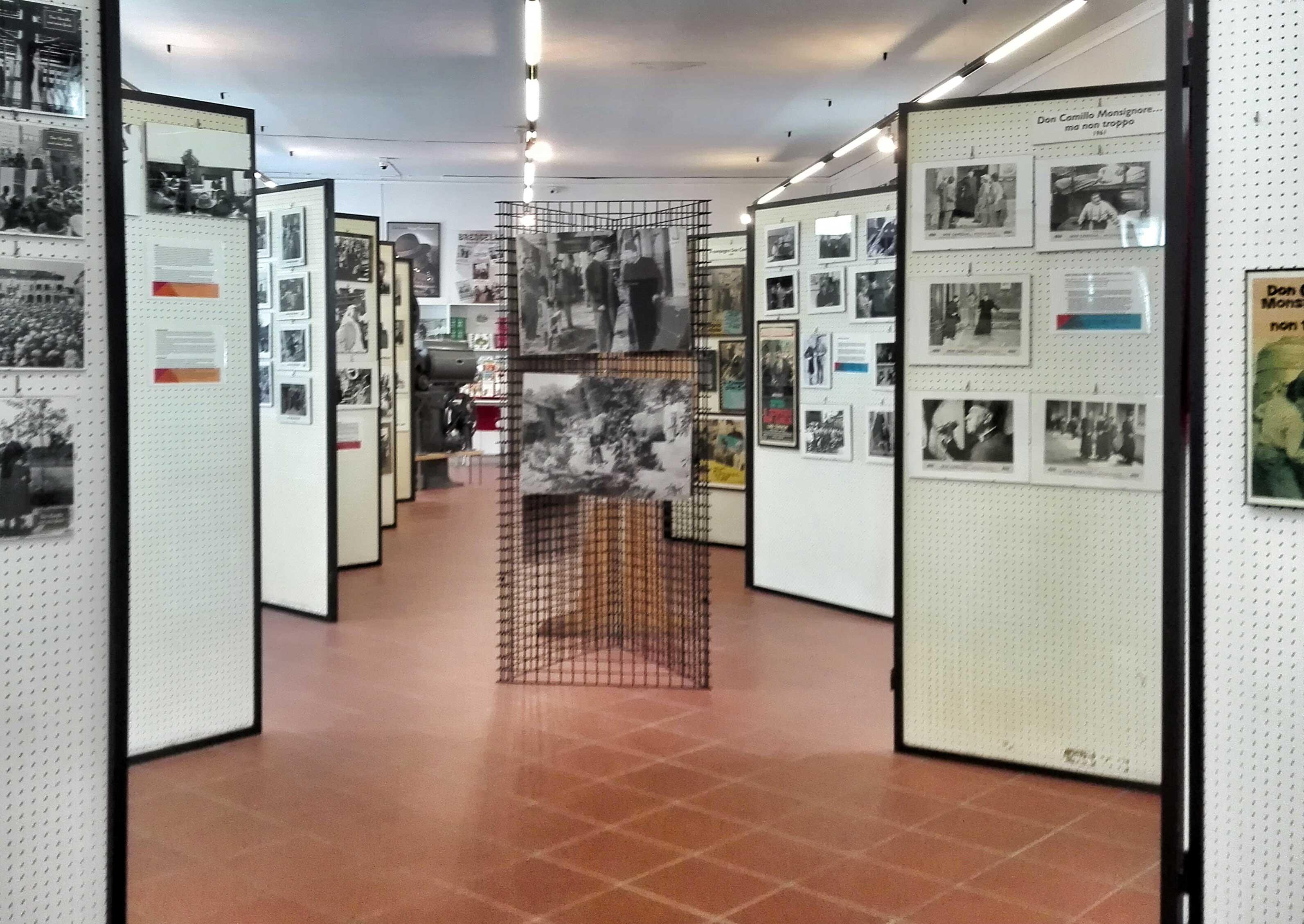 brescello museo peppone don camillo