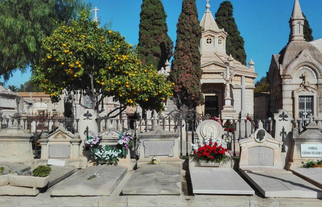 cimitero di valencia