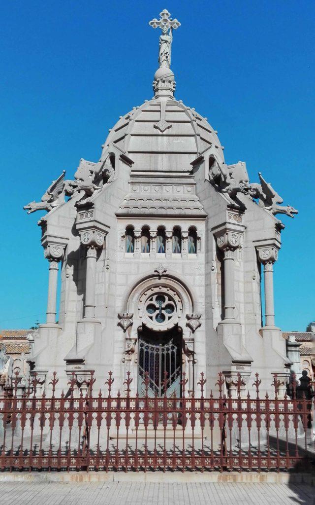 cappella funebre neogotica