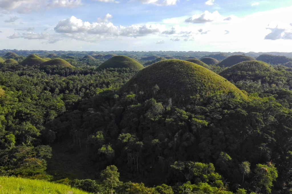 bohol filippine chocolate hills