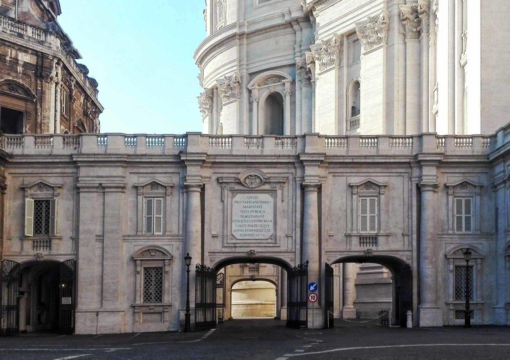 roma sotterranea necropoli vaticana