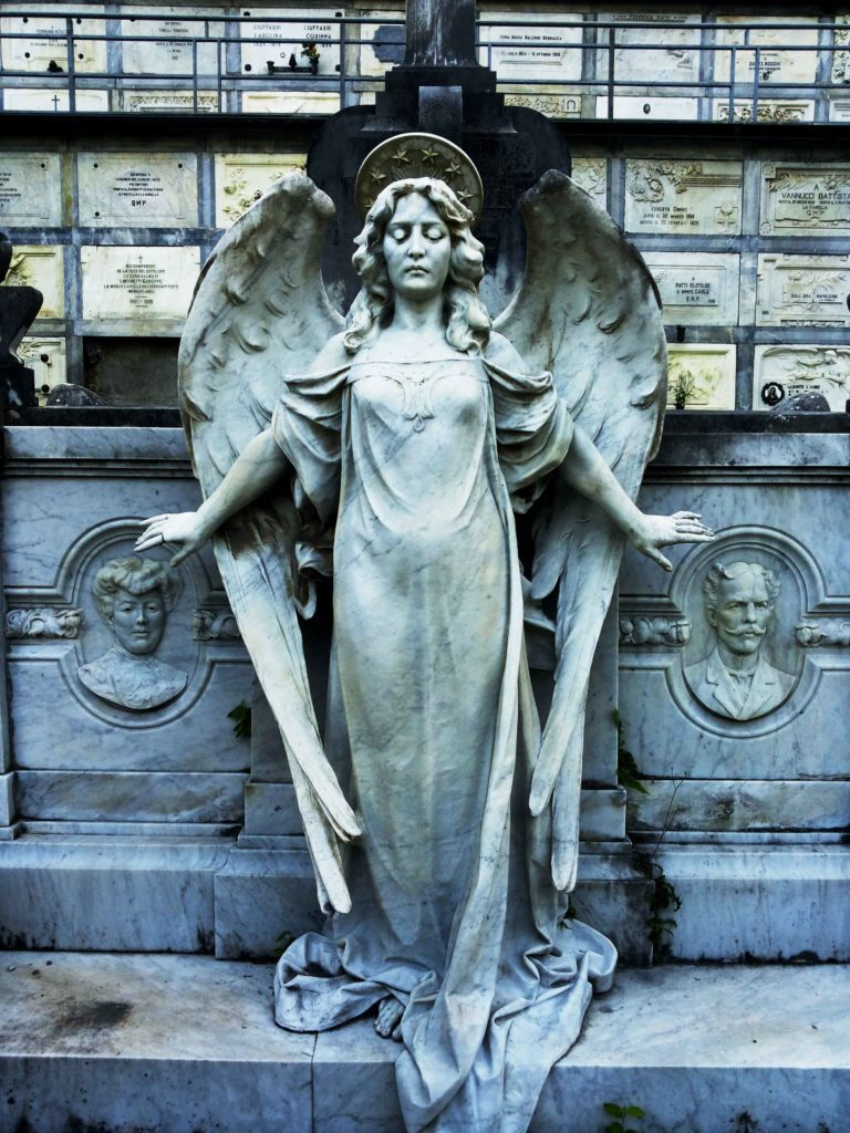 cimiteri monumentali italiani da visitare