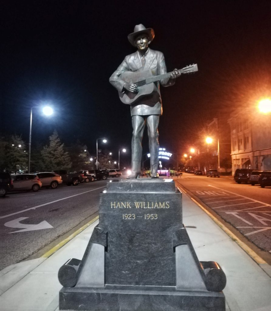 hank williams montgomery
