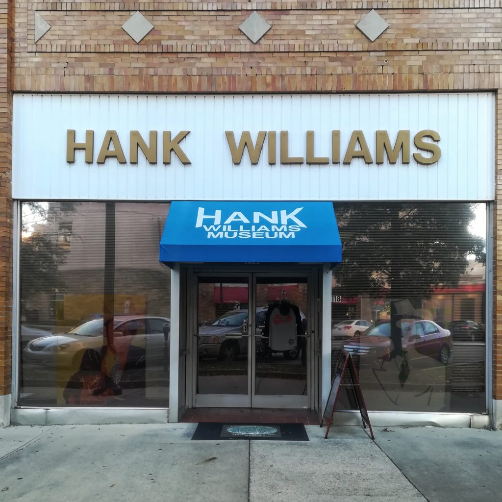 museo hank williams
