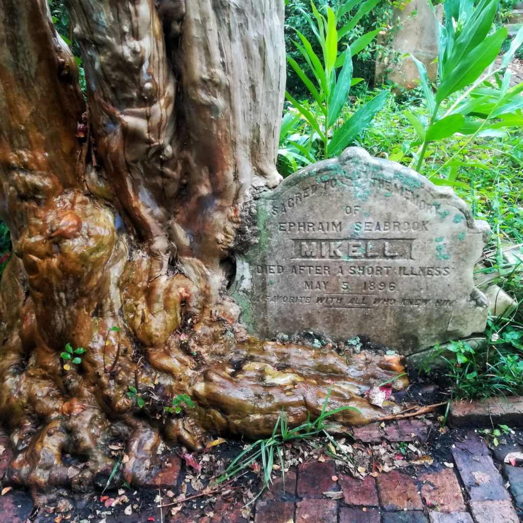 charleston fantasmi cimiteri