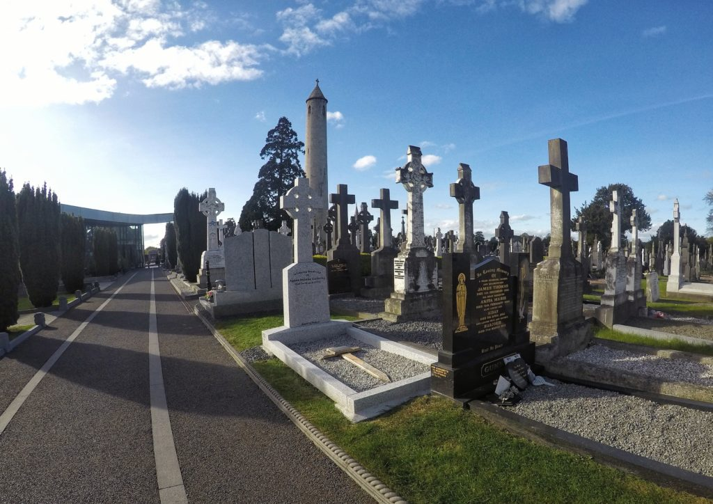 dublino cimitero