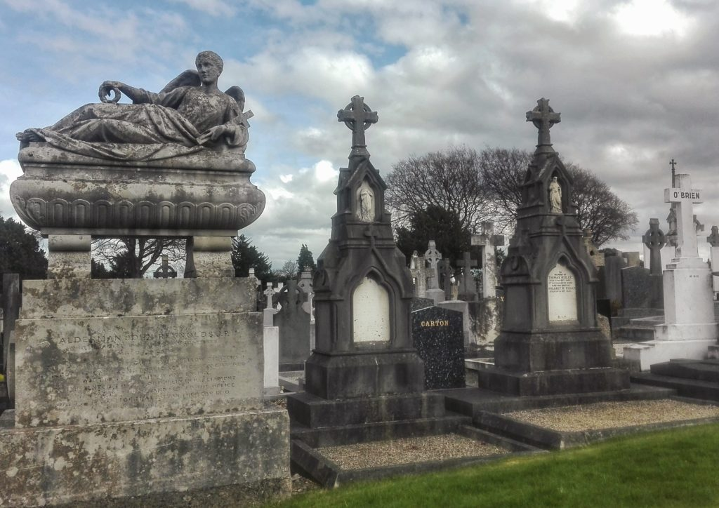 cimitero dublino