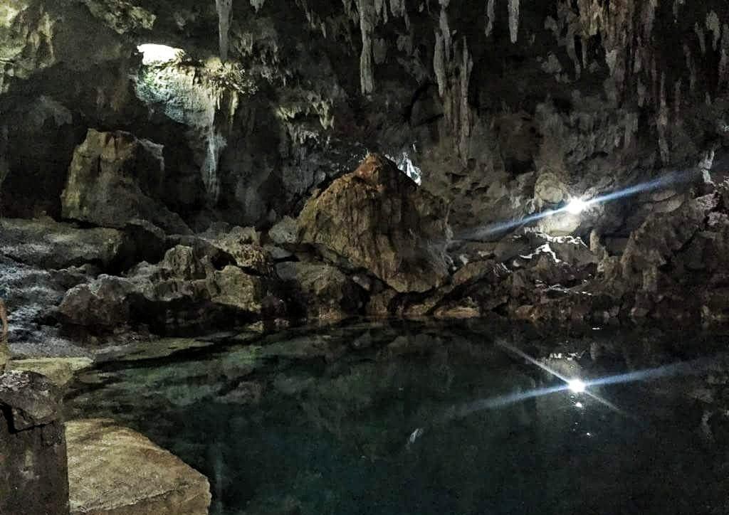 filippine panglao grotte