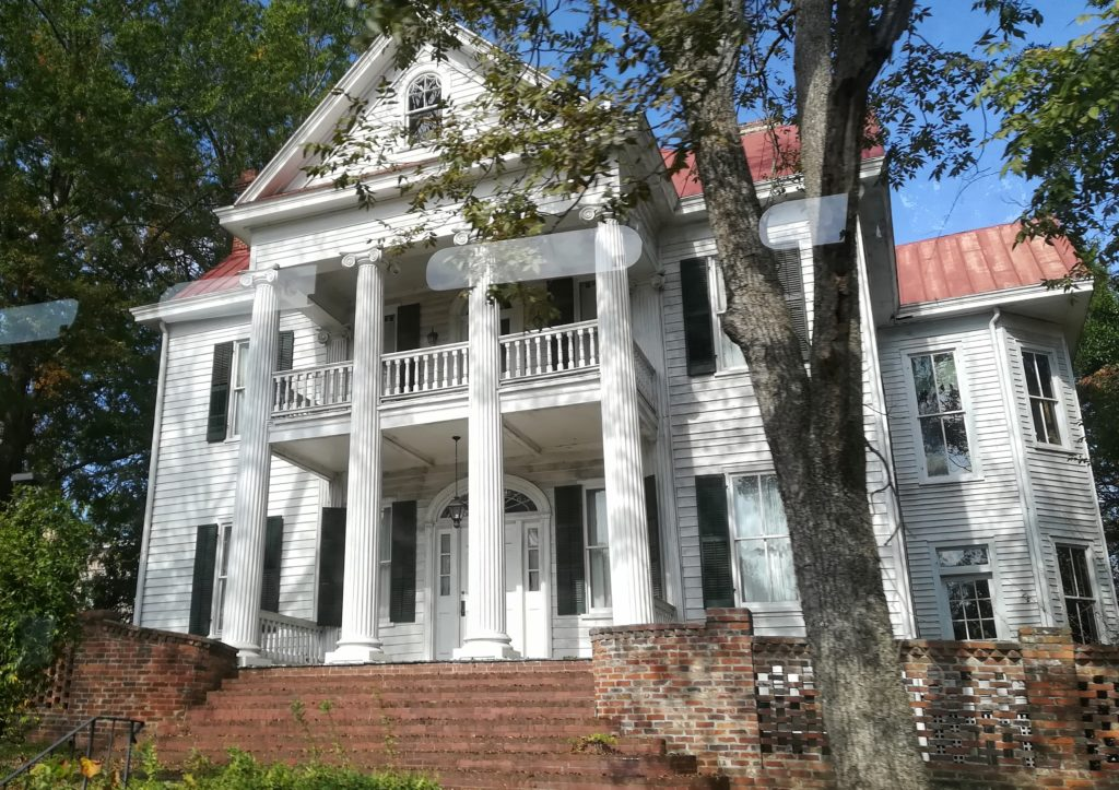 milledgeville flannery o'connor