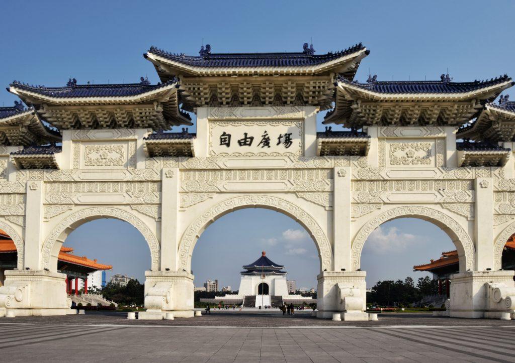 viaggiare a taiwan
