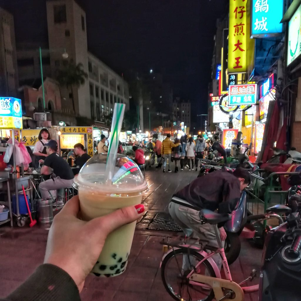 taiwan bubble tea