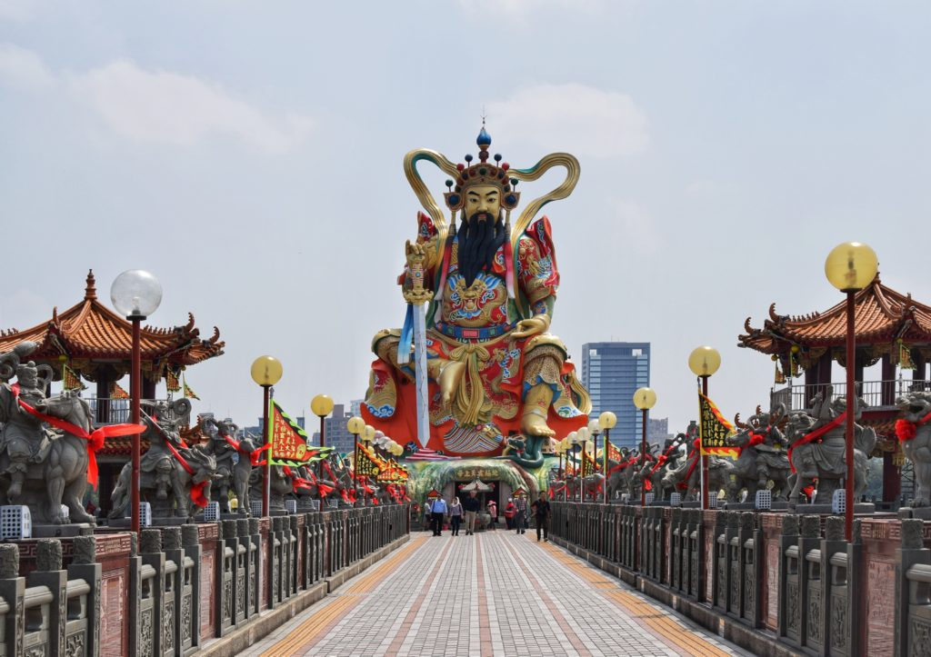 kaohsiung taiwan viaggio