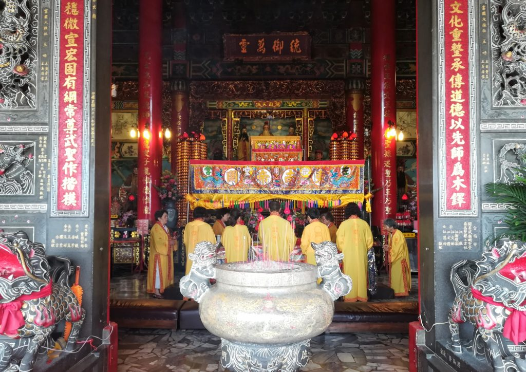 taiwan kaohsiung tempio